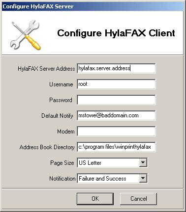 Installazione di HylaFAX - AreaNetworking it - ICT
