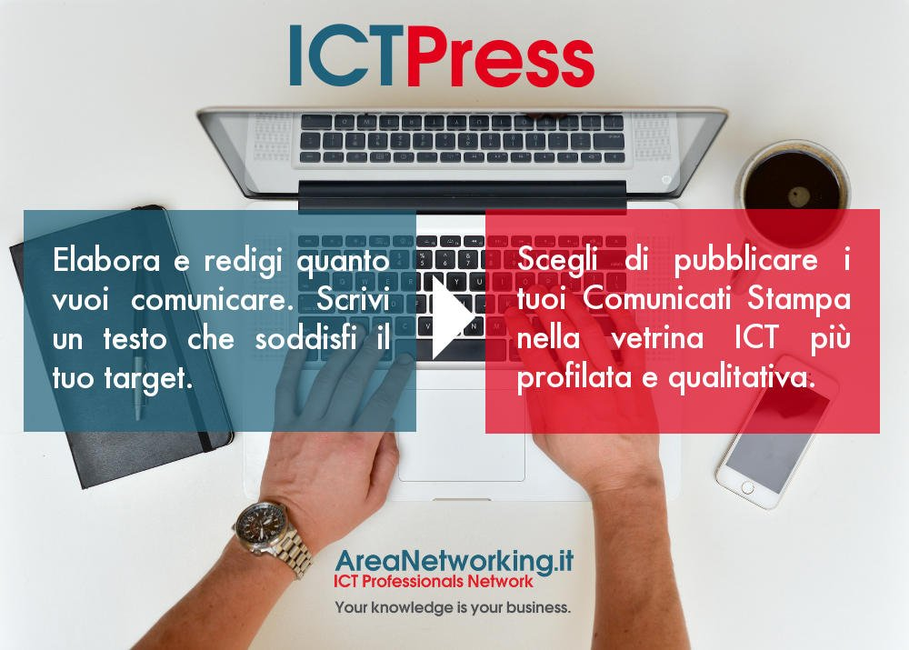 ICTPress di AreaNetworking.it