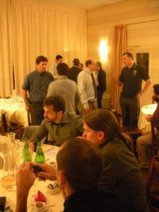 Cisco CCIE Dinner