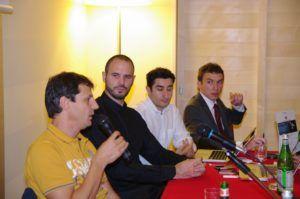 Federico Dall'Acqua, CCIE #21464 e Senior Network Operation Specialist presso Telecom Italia.