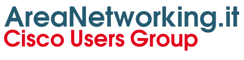 AreaNetworking.it Cisco Users Group