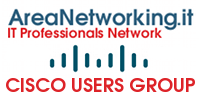 AreaNetworking Cisco Users Group