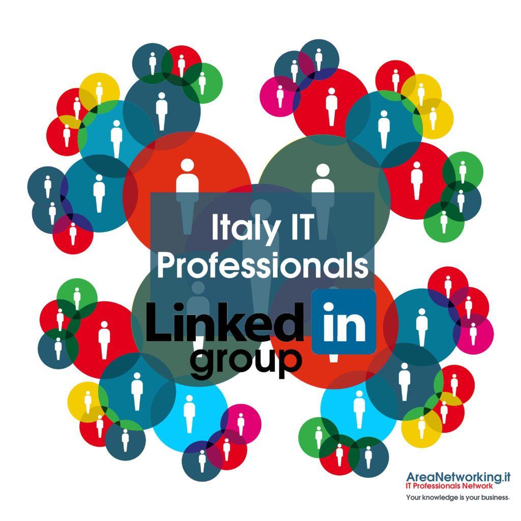 Gruppo LinkedIn Italy IT Professionals