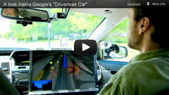L'auto secondo Google