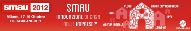 Inviti Gratuiti per SMAU Milano 2012