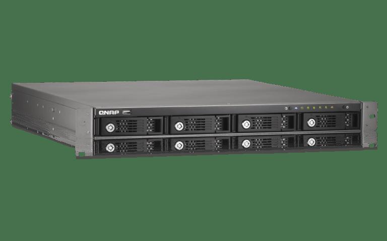Disponibili i nuovi sistemi QNAP Turbo NAS TS-421U e TS-420U in formato Rack e con supporto fino a quattro dischi