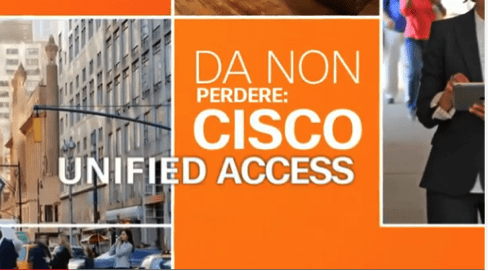 Cisco Unified Access: evento roadshow a Milano e Roma