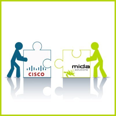 Mida co-residente su Cisco BE6k