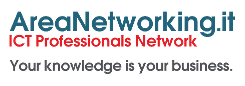 AreaNetworking.it – ICT Professionals Network logo