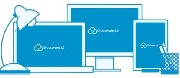 Glassware 2.0 di Sphere3D