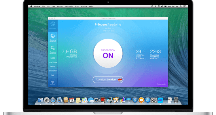 Freedome for Mac