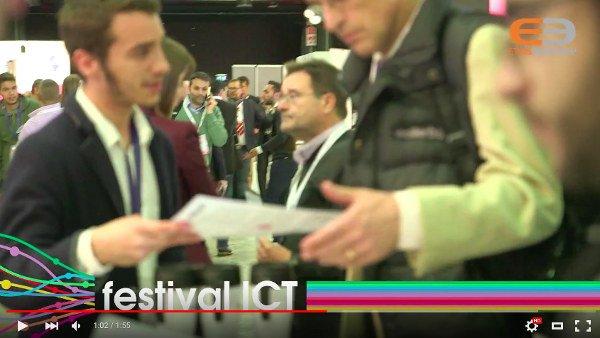 Il Video del festival ICT 2015