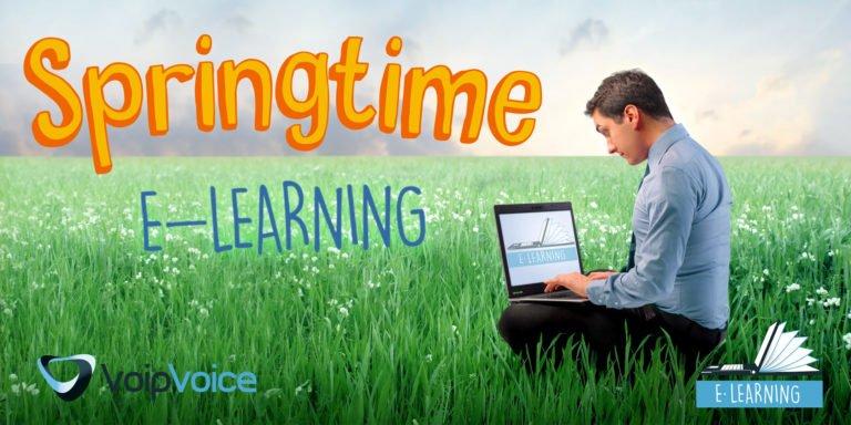 Springtime E-Learning | 8 webinar gratuiti per la tua formazione