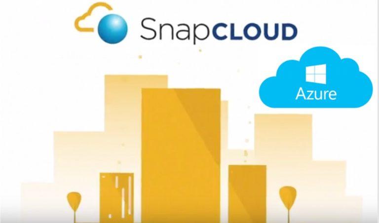 Sphere 3D con Microsoft : SnapCLOUD™ sul Marketplace Microsoft Azure è già un successo