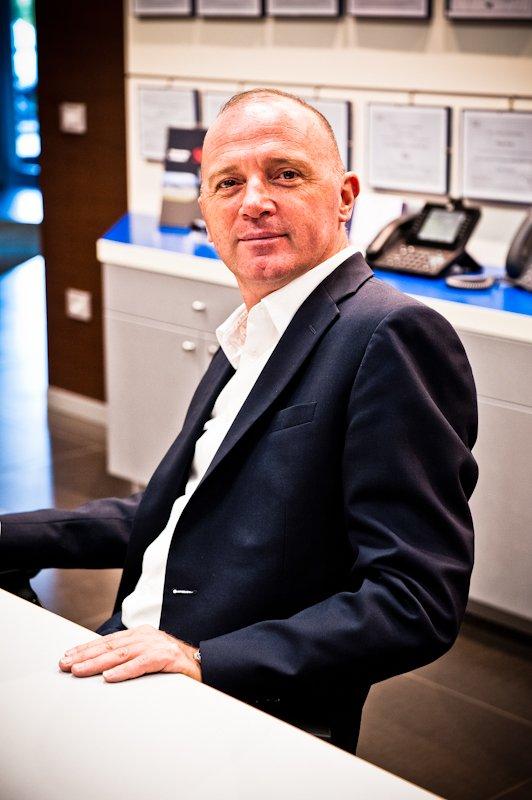 Alessandro Bregolato, Presidente di SAIV