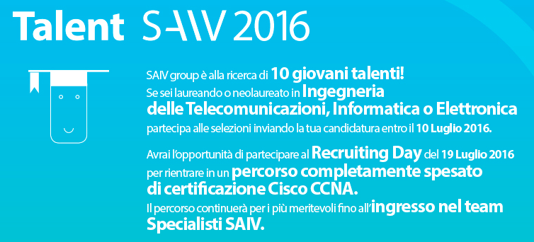 SAIV-Talent-Cisco