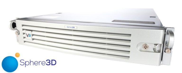 Con l'introduzione della nuova linea di appliance V3, Sphere 3D semplifica l'adozione delle VDI e amplia i mercati di riferimento