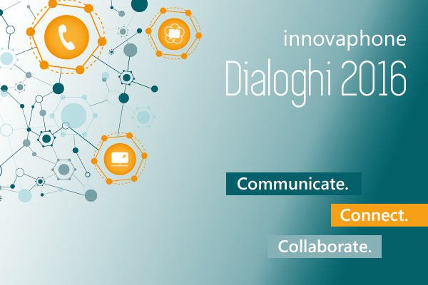 """innovaphone in tour in tutta Europa con i """"Dialoghi 2016"""""""