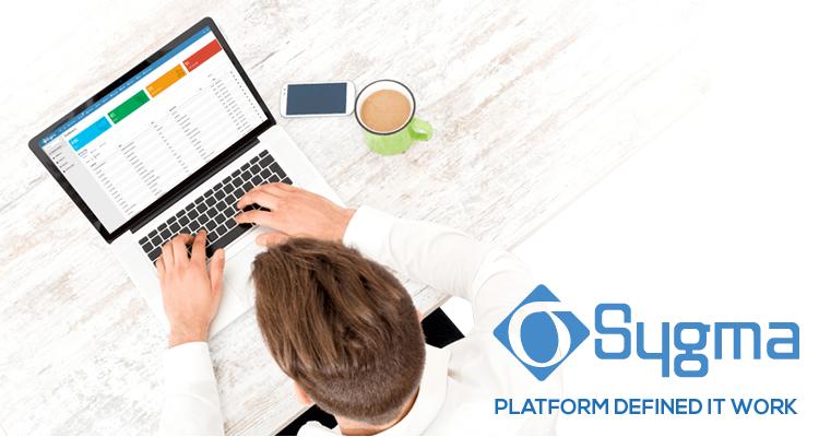 Sygma Platform Defined IT Work