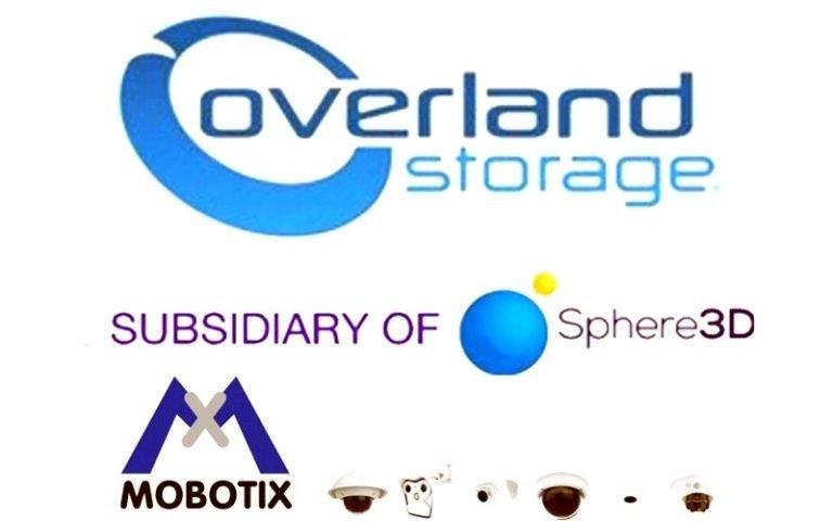 """Overland Storage si allea con MOBOTIX AG per offrire storage dei dati di videosorveglianza """"plug&play"""""""