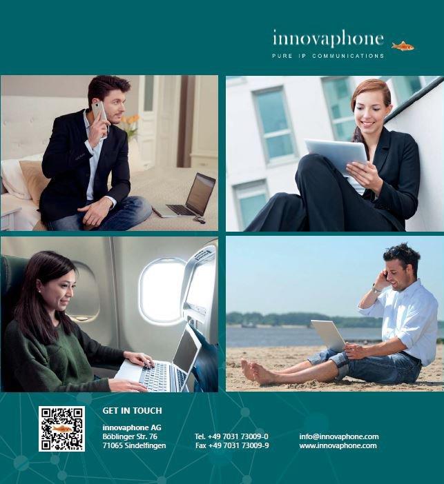 innovaphone pubblica un Whitepaper sul tema Smart Working