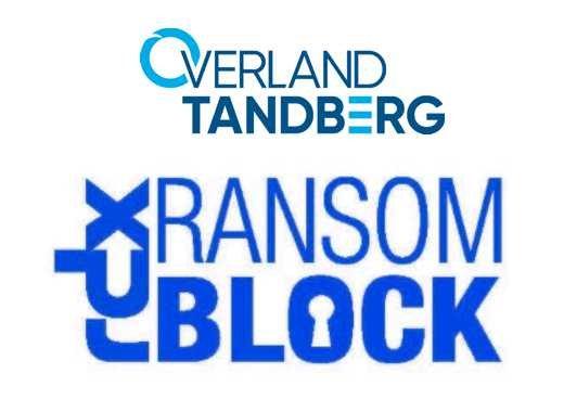 Il software rdxLOCK di Overland-Tandberg blocca le minacce alla sicurezza come i ransomware