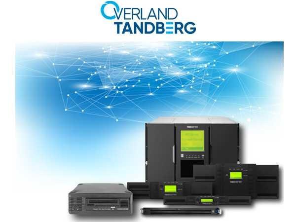 Overland-Tandberg annuncia la disponibilità di LTO-8, la nuova generazione di tecnologia a nastro