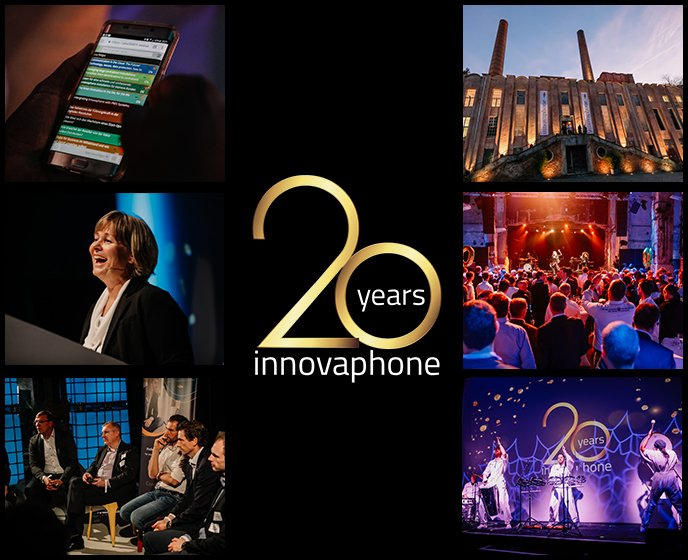 innovaphone festeggia i suoi 20 anni con un fantastico evento!