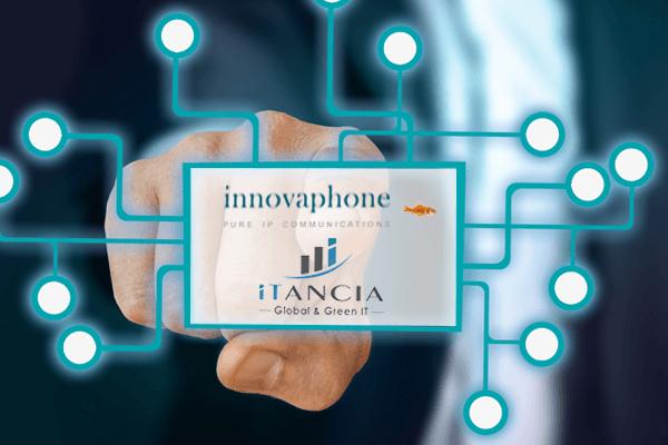 ITANCIA e innovaphone firmano un accordo di distribuzione