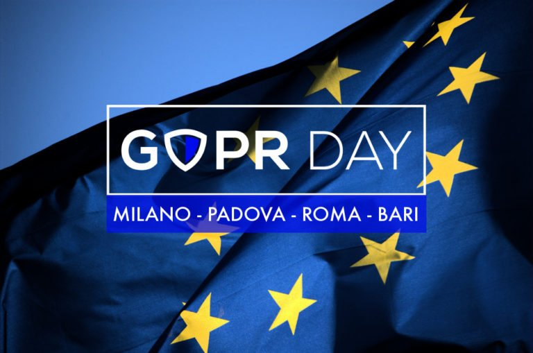 GDPR Day 2018: un tour di conferenze in tutta Italia