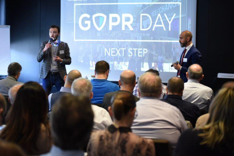 GDPR Day 2018: doppio successo a Milano e Padova. A maggio toccherà a Roma e Bari