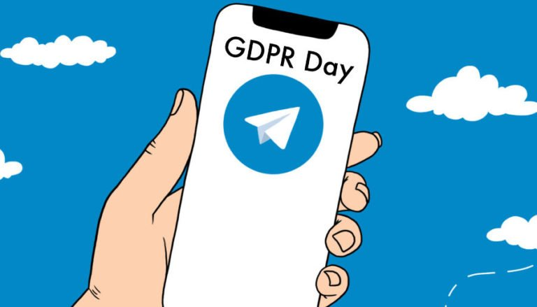 Nasce il Gruppo Telegram del GDPR Day