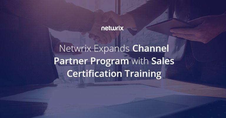 Netwrix espande il programma dei Partner di canale con un nuovo Training di certificazione vendite
