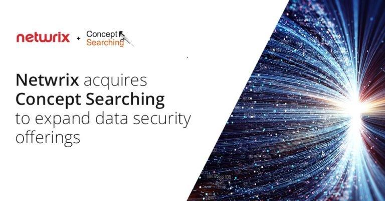 Netwrix acquisisce Concept Searching
