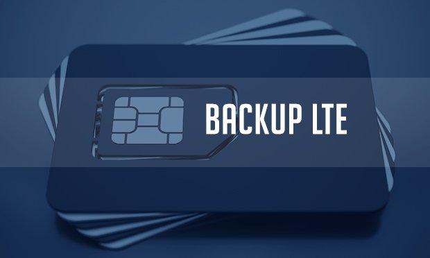 Backup LTE: continuità di connessione Internet in azienda