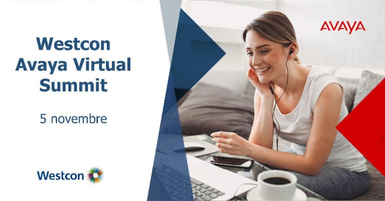 Westcon-Avaya Virtual Partner Summit | 5 Novembre