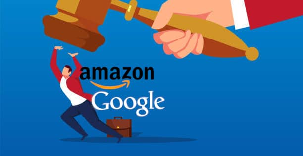 Multe per i Cookies ad Amazon e Google: sanzioni da 35 e 100 milioni di euro