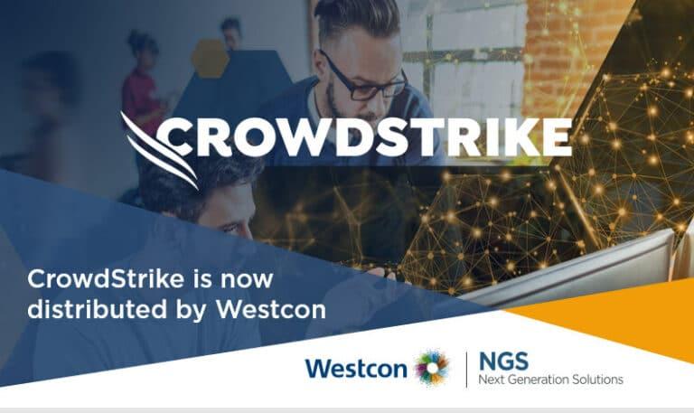 Westcon distribuirà le soluzioni di cybersecurity di CrowdStrike sul mercato europeo