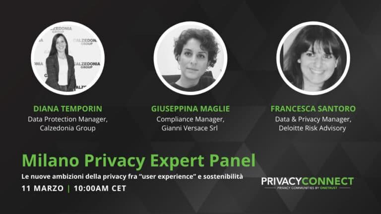 """Le nuove ambizioni della privacy tra """"user experience"""" e sostenibilità"""