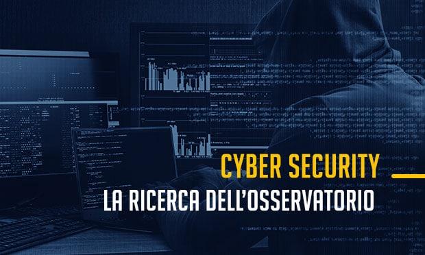 Cybersecurity in Italia: la fotografia dell'Osservatorio del Politecnico di Milano