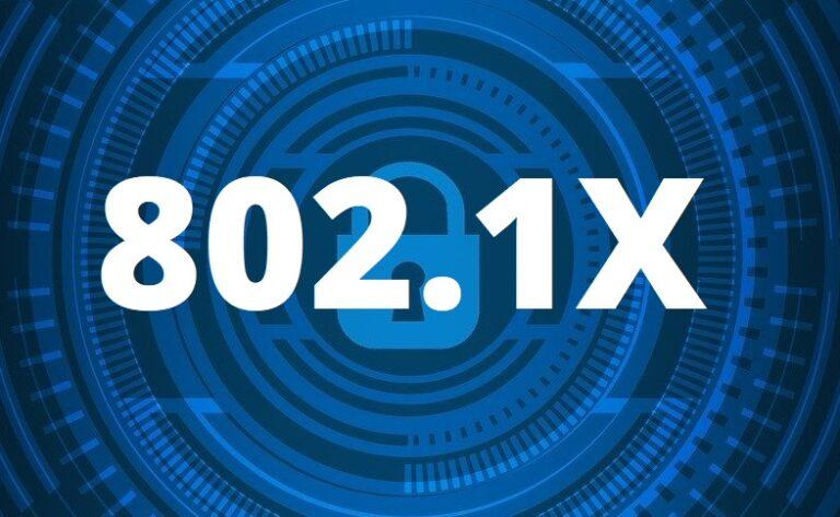 Verificare la configurazione dell'802.1x