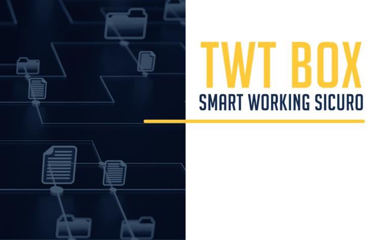 Smart working sicuro: la collaborazione e la condivisione dei documenti in Cloud
