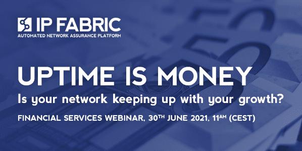L'uptime è denaro – Gestire i rischi di rete per ottimizzare la disponibilità del servizio