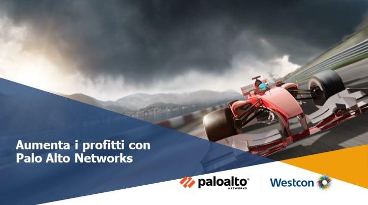 Palo Alto Networks: nuovi prodotti ed incentivi per i partner
